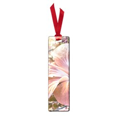 Fantasy Colors Hibiscus Flower Digital Photography Small Bookmark