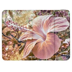 Fantasy Colors Hibiscus Flower Digital Photography Samsung Galaxy Tab 7  P1000 Flip Case