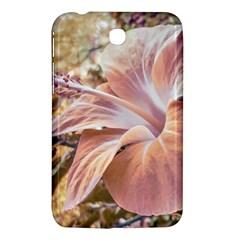 Fantasy Colors Hibiscus Flower Digital Photography Samsung Galaxy Tab 3 (7 ) P3200 Hardshell Case