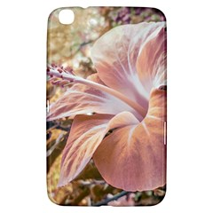Fantasy Colors Hibiscus Flower Digital Photography Samsung Galaxy Tab 3 (8 ) T3100 Hardshell Case