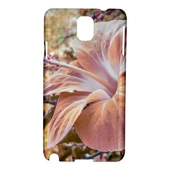 Fantasy Colors Hibiscus Flower Digital Photography Samsung Galaxy Note 3 N9005 Hardshell Case