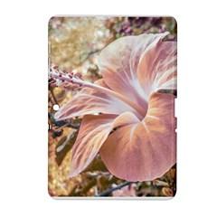 Fantasy Colors Hibiscus Flower Digital Photography Samsung Galaxy Tab 2 (10.1 ) P5100 Hardshell Case