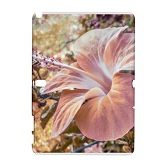 Fantasy Colors Hibiscus Flower Digital Photography Samsung Galaxy Note 10.1 (P600) Hardshell Case