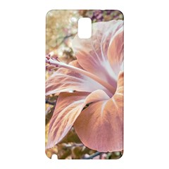 Fantasy Colors Hibiscus Flower Digital Photography Samsung Galaxy Note 3 N9005 Hardshell Back Case