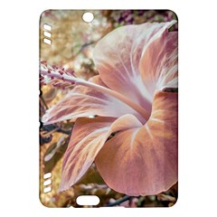 Fantasy Colors Hibiscus Flower Digital Photography Kindle Fire HDX Hardshell Case