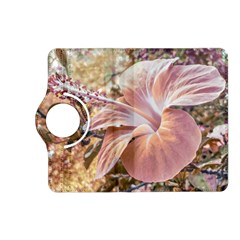 Fantasy Colors Hibiscus Flower Digital Photography Kindle Fire HD (2013) Flip 360 Case