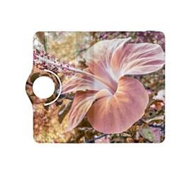 Fantasy Colors Hibiscus Flower Digital Photography Kindle Fire HDX 8.9  Flip 360 Case