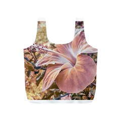 Fantasy Colors Hibiscus Flower Digital Photography Reusable Bag (s)