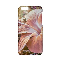 Fantasy Colors Hibiscus Flower Digital Photography Apple iPhone 6 Hardshell Case