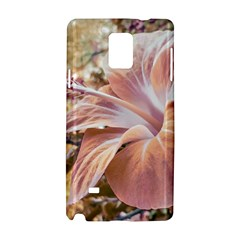 Fantasy Colors Hibiscus Flower Digital Photography Samsung Galaxy Note 4 Hardshell Case