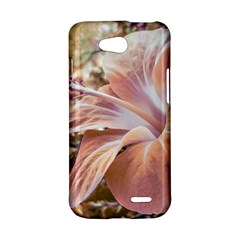 Fantasy Colors Hibiscus Flower Digital Photography LG L90 Hardshell Case