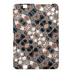Modern Arabesque Pattern Print Kindle Fire Hd 8 9  Hardshell Case