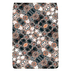 Modern Arabesque Pattern Print Removable Flap Cover (Large)
