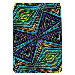 Tribal Style Colorful Geometric Pattern Removable Flap Cover (large)