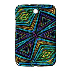 Tribal Style Colorful Geometric Pattern Samsung Galaxy Note 8 0 N5100 Hardshell Case