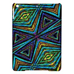 Tribal Style Colorful Geometric Pattern Apple iPad Air Hardshell Case