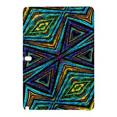 Tribal Style Colorful Geometric Pattern Samsung Galaxy Tab Pro 10.1 Hardshell Case