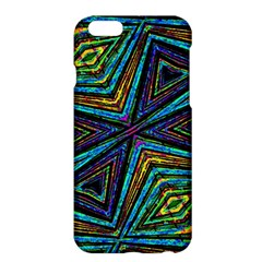 Tribal Style Colorful Geometric Pattern Apple Iphone 6 Plus Hardshell Case