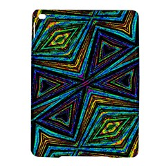 Tribal Style Colorful Geometric Pattern Apple iPad Air 2 Hardshell Case