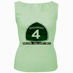 Hwy 4 Website Pic Cut 2 Page4 Women s Tank Top (Green)