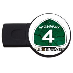 Hwy 4 Website Pic Cut 2 Page4 2gb Usb Flash Drive (round)