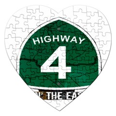Hwy 4 Website Pic Cut 2 Page4 Jigsaw Puzzle (heart)