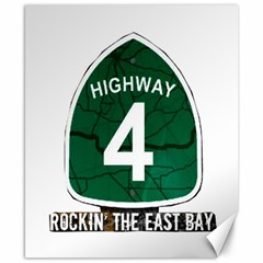 Hwy 4 Website Pic Cut 2 Page4 Canvas 8  x 10  (Unframed)
