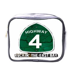 Hwy 4 Website Pic Cut 2 Page4 Mini Travel Toiletry Bag (one Side)