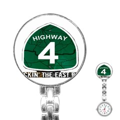 Hwy 4 Website Pic Cut 2 Page4 Stainless Steel Nurses Watch