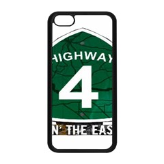 Hwy 4 Website Pic Cut 2 Page4 Apple Iphone 5c Seamless Case (black)