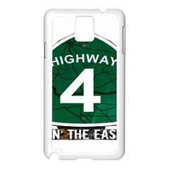 Hwy 4 Website Pic Cut 2 Page4 Samsung Galaxy Note 3 N9005 Case (White)