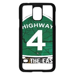 Hwy 4 Website Pic Cut 2 Page4 Samsung Galaxy S5 Case (black)