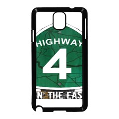 Hwy 4 Website Pic Cut 2 Page4 Samsung Galaxy Note 3 Neo Hardshell Case (black)