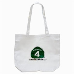 Hwy 4 Website Pic Cut 2 Page4 Tote Bag (White)