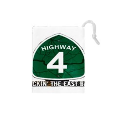 Hwy 4 Website Pic Cut 2 Page4 Drawstring Pouch (Small)