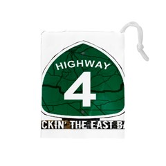 Hwy 4 Website Pic Cut 2 Page4 Drawstring Pouch (Medium)