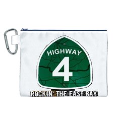 Hwy 4 Website Pic Cut 2 Page4 Canvas Cosmetic Bag (Large)