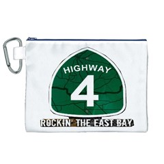 Hwy 4 Website Pic Cut 2 Page4 Canvas Cosmetic Bag (XL)