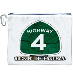 Hwy 4 Website Pic Cut 2 Page4 Canvas Cosmetic Bag (xxxl)
