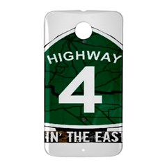 Hwy 4 Website Pic Cut 2 Page4 Google Nexus 6 Case (White)