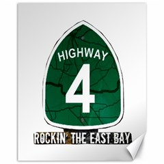 Hwy 4 Website Pic Cut 2 Page4 Canvas 11  X 14  (unframed)