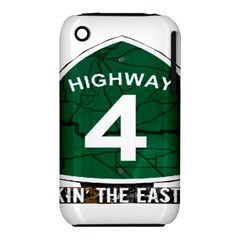 Hwy 4 Website Pic Cut 2 Page4 Apple iPhone 3G/3GS Hardshell Case (PC+Silicone)