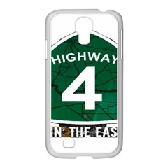 Hwy 4 Website Pic Cut 2 Page4 Samsung GALAXY S4 I9500/ I9505 Case (White)