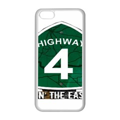 Hwy 4 Website Pic Cut 2 Page4 Apple Iphone 5c Seamless Case (white)