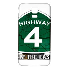 Hwy 4 Website Pic Cut 2 Page4 Samsung Galaxy S5 Back Case (white)