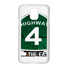 Hwy 4 Website Pic Cut 2 Page4 Samsung Galaxy S5 Case (White)