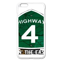 Hwy 4 Website Pic Cut 2 Page4 Apple iPhone 6 Plus Enamel White Case