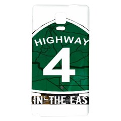 Hwy 4 Website Pic Cut 2 Page4 Samsung Note 4 Hardshell Back Case