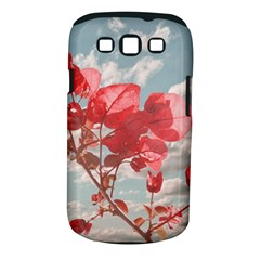 Flowers In The Sky Samsung Galaxy S III Classic Hardshell Case (PC+Silicone)
