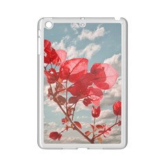 Flowers In The Sky Apple iPad Mini 2 Case (White)